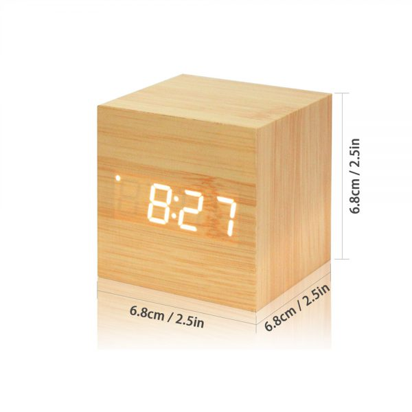 Digital-Thermometer-Wooden-LED-Alarm-Clock-Backlight-Voice-Control-Wood-Retro-Glow-Clock-Desktop-Table-Luminous-3