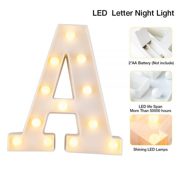 Lumineux-LED2-Lettre-Night-Light-Creative-26-Anglais-Alphabet-Nombre-Batterie-Lampe-Romantique-De-Mariage-Partie-5