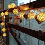 10-LED-Color-Rattan-Ball-String-Fairy-Lights-For-Xmas-Wedding-Party-Hot-2018-NEW-Party-3