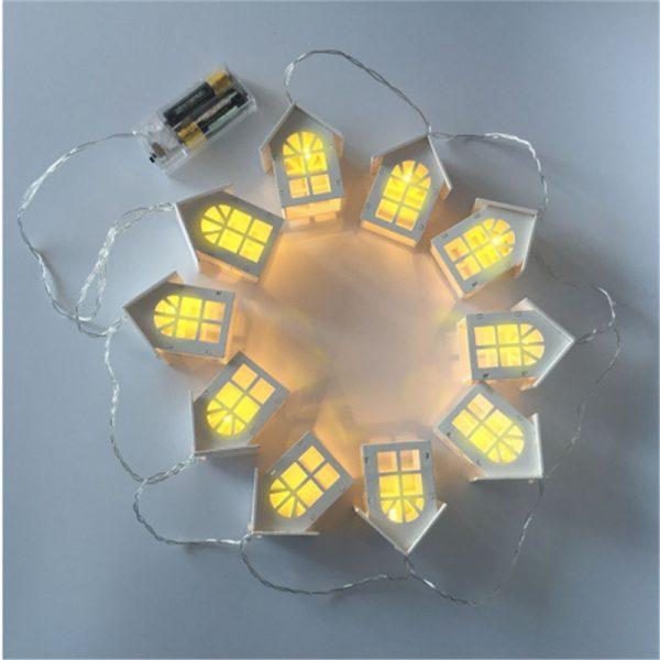 LED-Garland-Wood-House-String-LED-1-5m-10LEDs-Room-Decor-String-Lamp-Wedding-Party-Holiday-4