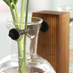 Vintage-Style-Glass-Tabletop-Plant-Bonsai-Flower-Christmas-Decorative-Vase-With-Wooden-L-T-Shape-Tray-3